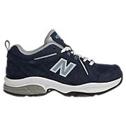 New Balance 608v3, Navy with Light Blue