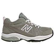 New Balance 608v3, Grey with Pink