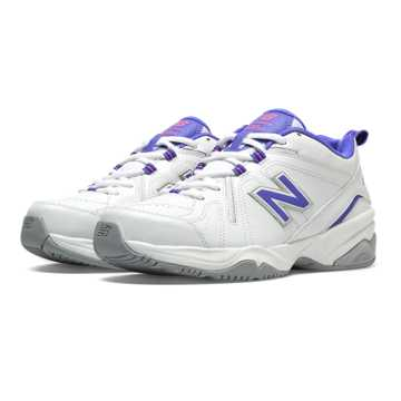 New Balance New Balance 608v4, White with Twilight