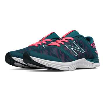 New Balance New Balance 711v2 Graphic Trainer, Guava with Teal