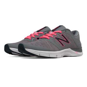 New Balance New Balance 711v2 Heathered Trainer, Steel