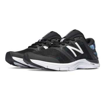 New Balance New Balance 711v2 Night Floral Trainer, Azalea with Black & Bayside