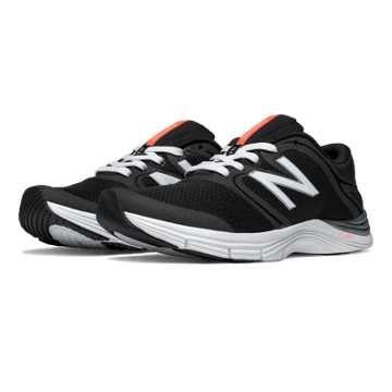New Balance New Balance 711v2 Mesh Trainer, Black with White