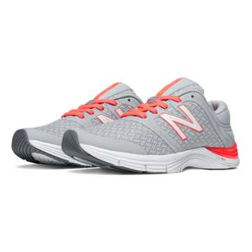 New Balance New Balance 711v2 Mesh Trainer, Silver with Dragonfly