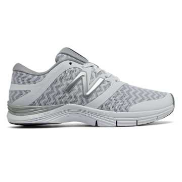 New Balance New Balance 711v2 Graphic Trainer, White with Silver