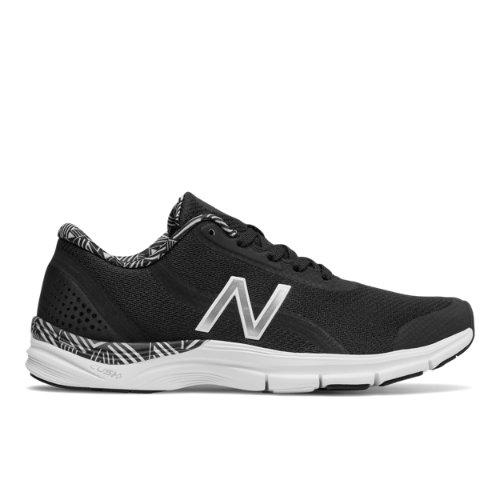 New Balance 711v3 Mesh Trainer  - Black/White