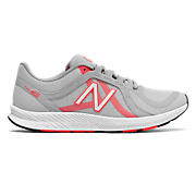 FuelCore Transform v2 Mesh Trainer, Grey with Coral & Silver Mink