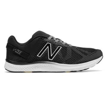 New Balance Vazee Transform Glow Trainer, Black with White