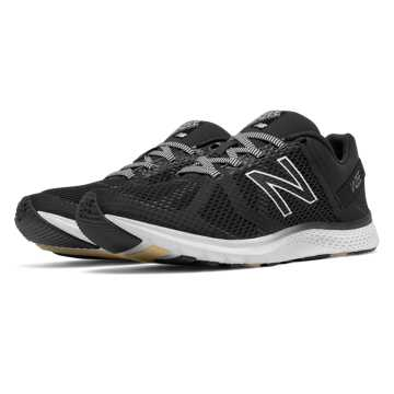 New Balance Vazee Transform Glow-in-the-Dark Trainer, Black with White