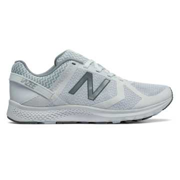 New Balance Vazee Transform Graphic Trainer, White with Light Grey