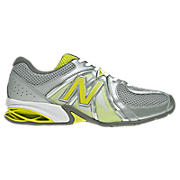 New Balance 787, Grey with Yellow