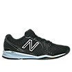 New Balance 797, Black with Sky Blue
