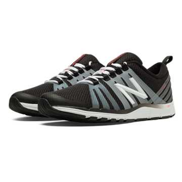New Balance New Balance 811 Trainer, Black with Silver