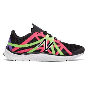 New Balance New Balance 811v2 Trainer, Black with Alpha Pink