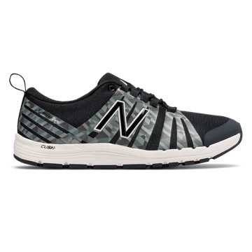 New Balance New Balance 811 Print Trainer, Black with Grove