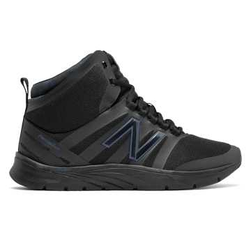 New Balance New Balance 811 Mid-Cut Trainer, Black with Outerspace