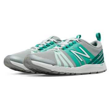 New Balance New Balance 811 Trainer, Light Grey with Reef