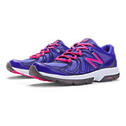 New Balance 813v2, Purple with Diva Pink & Grey