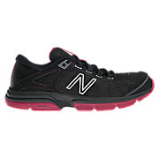 New Balance 813, Black with Raspberry