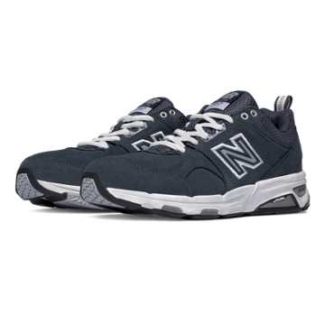 New Balance New Balance 857 Suede, Navy with White