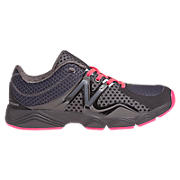New Balance 867, Black with Raspberry