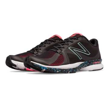 New Balance New Balance 88 Print, Black with Fusion