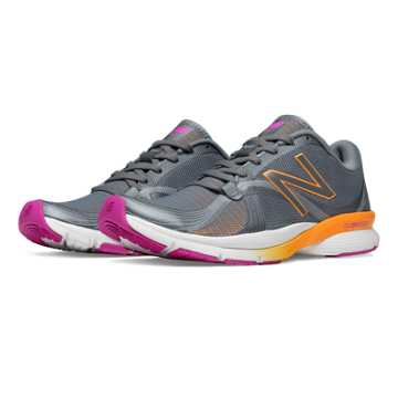 New Balance New Balance 88, Grey with Impulse & Azalea