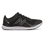 Vazee Agility v2 Trainer, Black with White
