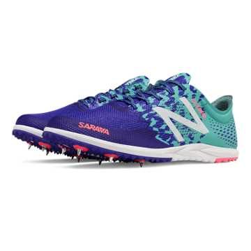 New Balance XC5000v3 Spike, Blue with Teal
