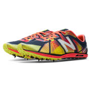 XC5000 Spike, Yellow with Black & Red
