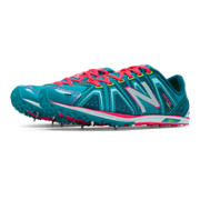 XC700v3 Spike, Turquoise with Bubble Gum Pink