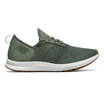 Women's FuelCore NERGIZE, Green with White