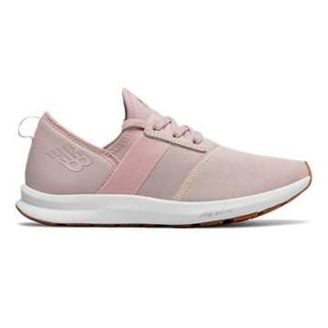 Women's FuelCore NERGIZE, Shell Pink with White