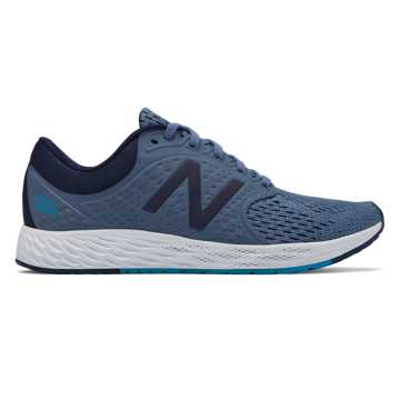 Women's Fresh Foam Zante v4, Deep Blue with Pigment & Pink Glo