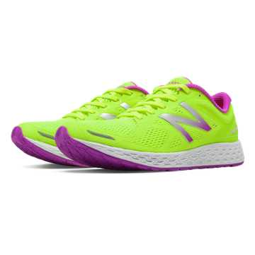 New Balance Fresh Foam Zante v2, Toxic with Azalea