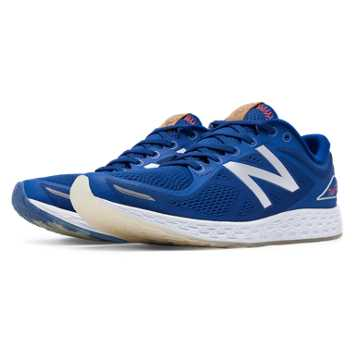 New Balance Fresh Foam Zante v2 LA, Blue with White