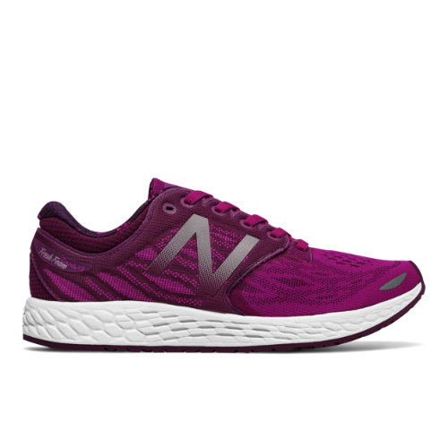 New Balance Fresh Foam Zante v3 Scarpe - Poisonberry/Dark Mulberry/White