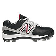 New Balance 4040, Black with White & Silver