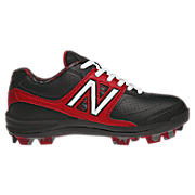 New Balance 4040, Black with Red