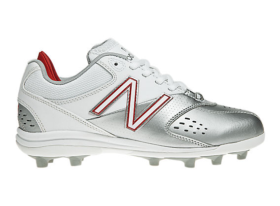 New Balance 600, White with Red