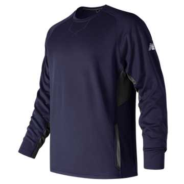 Youth Baseball Pullover 2.0, Team Navy