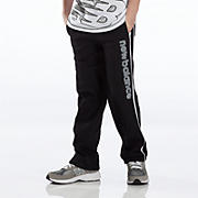 Youth Fleece Pant, Black