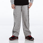 Youth Fleece Pant, Heather Grey