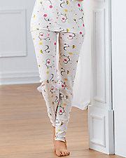 100% Cotton Thermal Pants