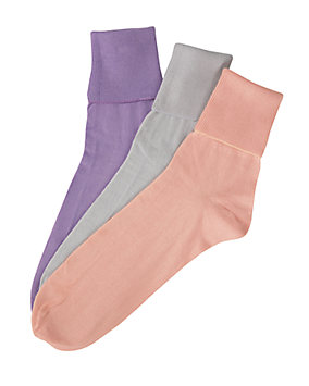 Assorted 100% Cotton Socks
