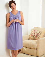 Sleeveless Nightgown