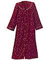 Daisy Velour Housecoat