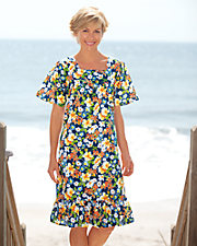 Blooming Garden Dress