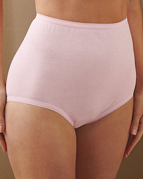 100% Cotton Full Coverage Brief