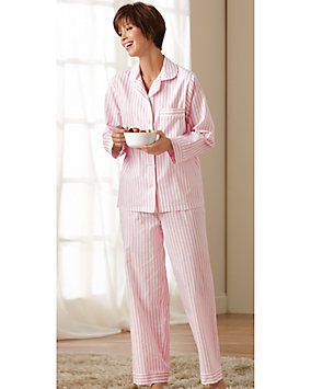 Long Sleeve Flannel Pajamas